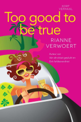 Too good to be true - Jolanda Hazelhoff