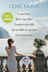 Roman Vijfling Leni Saris 5 in 1 e-book - Leni Saris