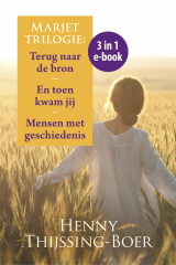 Marjet trilogie 3 in 1 e-book - Greetje van den Berg
