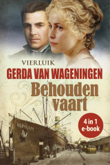 Behouden vaart 4 in 1 e-book - Jos van Manen Pieters